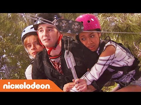 Bloopers & Deleted s w Jace Norman, Lizzy Greene & More  Nick's Sizzling Summer Camp Special