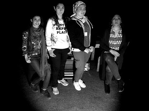 Trailer - Egyptian Females Experimental Music Session