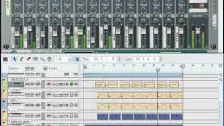 Guru Josh Project - Infinity (Klaas remix) in  Reason 4.0