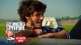 Guy Attempts To Refuel A Spitfire - Guy Martin's Spitfire | Guy Martin Proper