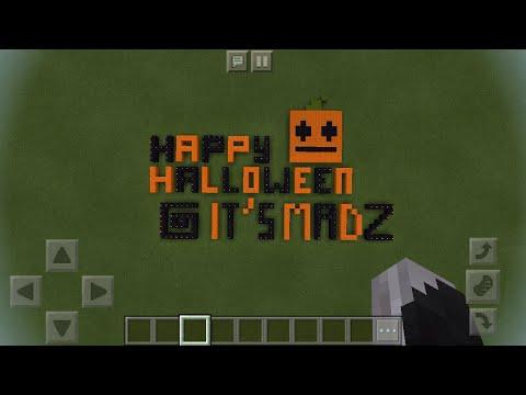 Halloween Sign 🎃 | Minecraft Apple IOS