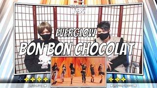 EVERGLOW (에버글로우) - 봉봉쇼콜라 (Bon Bon Chocolat) MV | [ NINJA BROS Reaction / Review ]