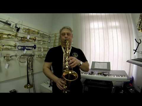 alto saxophone buffet crampon. альт саксофон. тест Дмитрий Александров