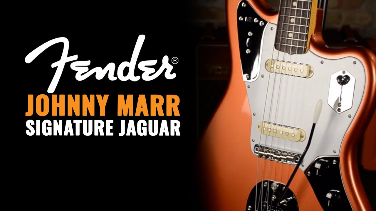 Fender Johnny Marr Signature Jaguar - An In-depth Run Down | CME Gear Demo  - YouTubeYouTube