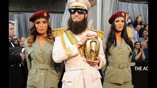 The Dictator Deleted & Extended Scenes (Unseen Video )