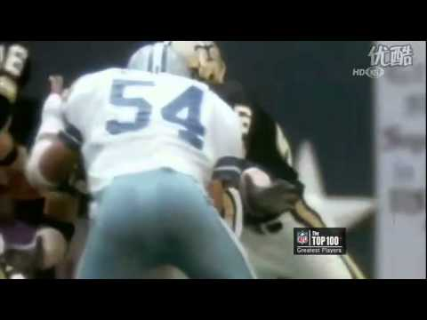 Top 100 Greatest Players #62 Randy White