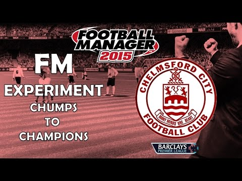 Chumps to Champions   Football Manager Experiment!