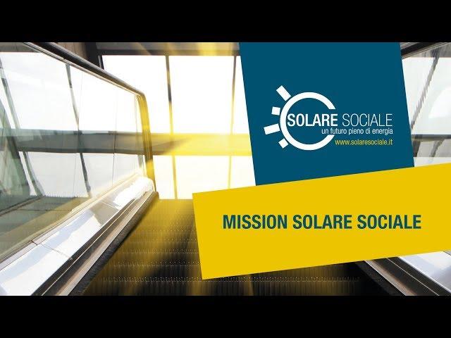 Mission Solare Sociale
