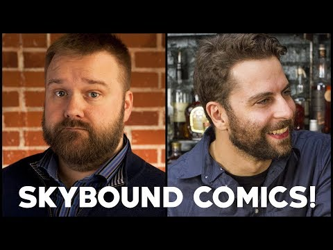 Skybound Comics ft. Robert Kirkman, Lorenzo De Felici, & Sean Mackiewicz - NYCC Full Panel!