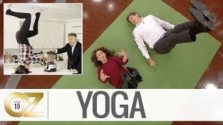 How to Burn Calories and Boost Immunity with Yoga Moves