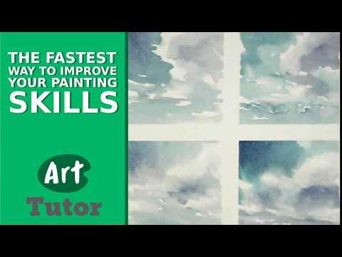The Fastest Way to Improve Your Painting Skills