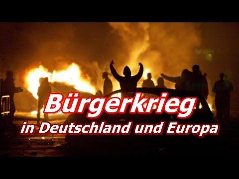 Bürgerkrieg in Deutschland und Europa - Prophezeiungen & Experten-Meinungen