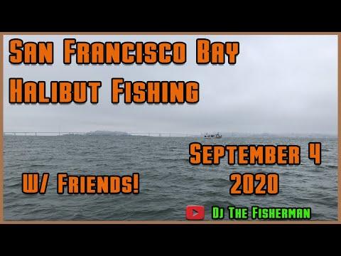 Halibut Fishing | San Francisco Bay | 9/4/2020