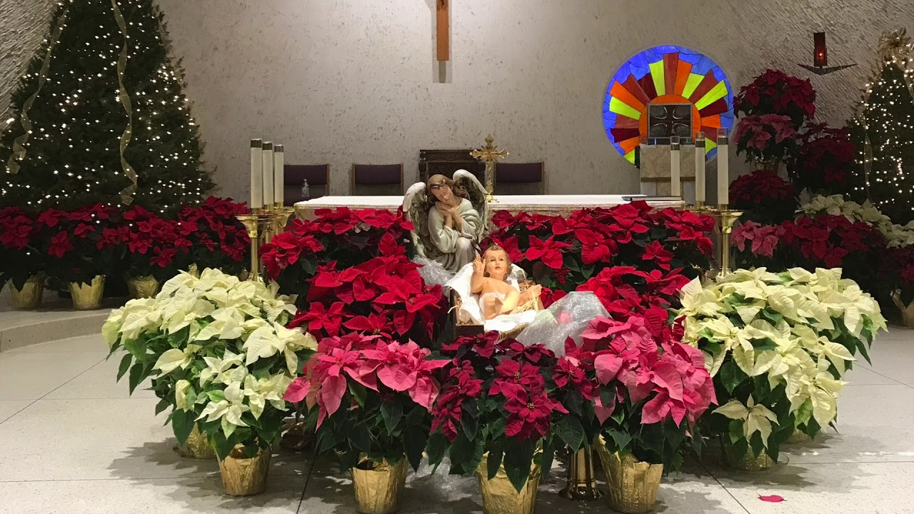 Merry Christmas from St. Joseph's Church!