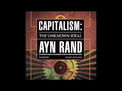 Capitalism The Unknown Ideal by Ayn Rand