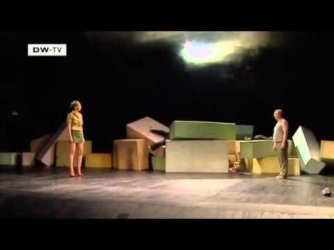 Minimalist Magic -- The Work of Set Designer Katrin Brack | Arts ...