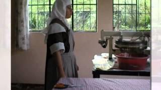 Monjas Carmelitas Descalzas  de Cobán , Guatemala.