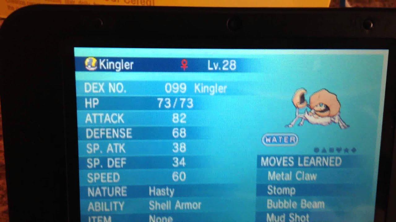 Kingler (Pokémon) - Bulbapedia, the community-driven ...