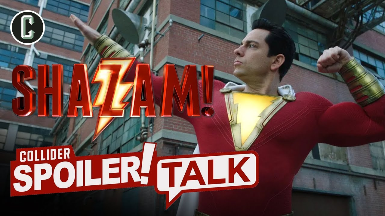 Shazam! Movie Review (Spoilers)