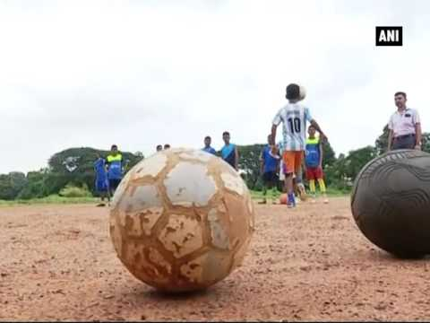 Inspirational! 11-year old slum boy to get football training at Bayern Munich Academy - ANI News