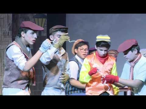 Oliver Twist - The Musical