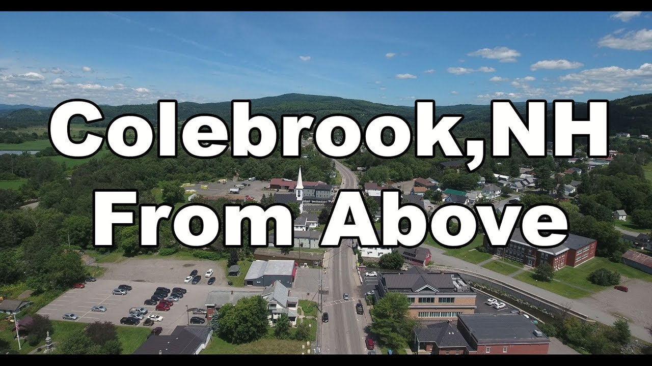 colebrook nh from above doovi