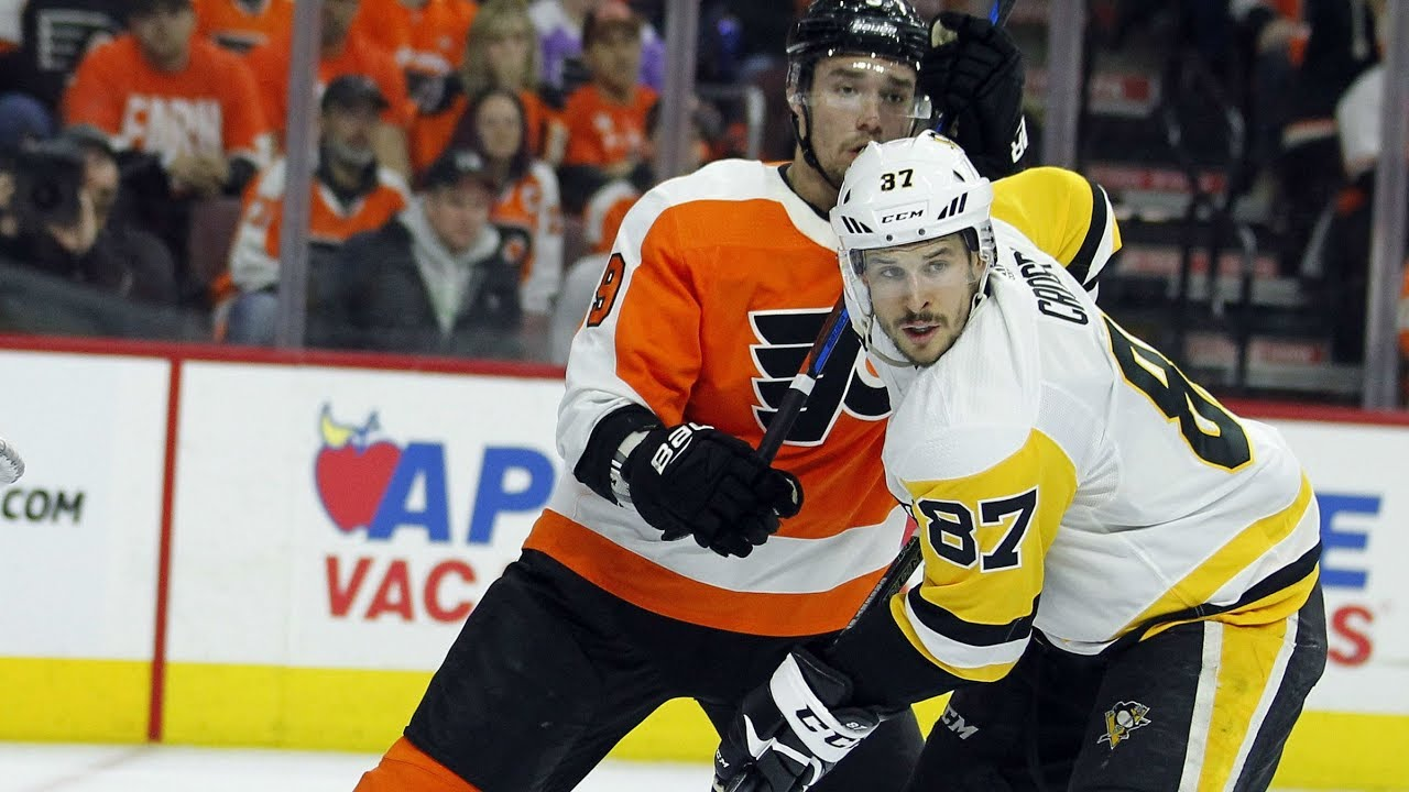 Sidney Crosby dazzles with 4-point performance in Game 3