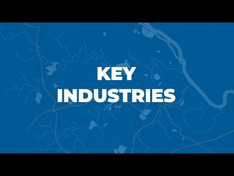 City of Lynchburg, Blueprint for Opportunity - Key Industries