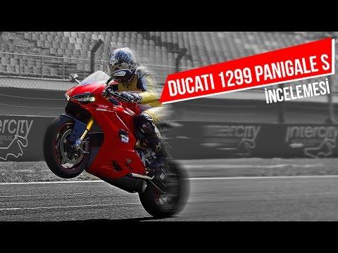 Ducati 1299 Panigale S Motosiklet İncelemesi