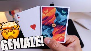 Una magia PAZZESCA ma FACILISSIMA!🤯 la impari in 2 minuti