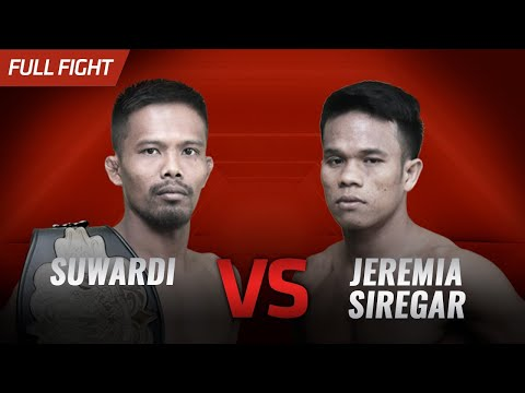 🔥 [HD] Suwardi Vs Jeremia Siregar    One Pride FN #31