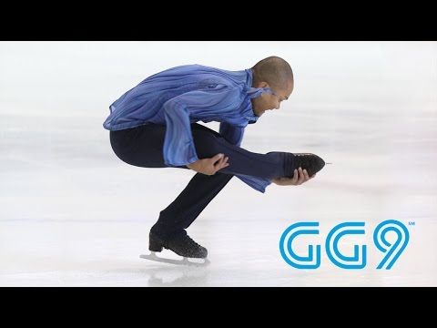 Ian Catindig - Adult Gold Freeskate (Gay Games 9)