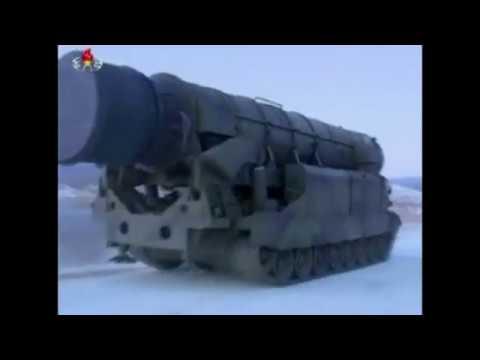 Corea del Norte lanza con éxito un nuevo misil balístico