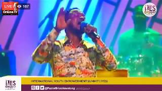 Powerful Ministration by Bro Sark ft Sonnie Badu - Worship Melody at IYES