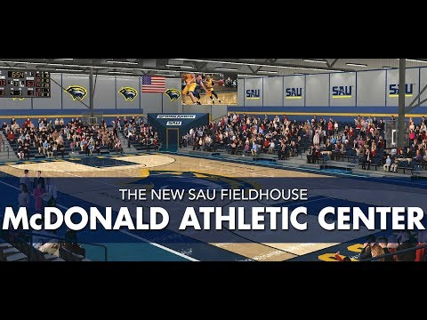 McDonald Athletic Center (MAC): Project Announcement