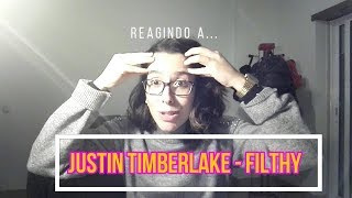 JUSTIN TIMBERLAKE - FILTHY  - Reagindo a/Reaction