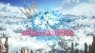 Final Fantasy XIV A Realm Reborn gameplay part 1