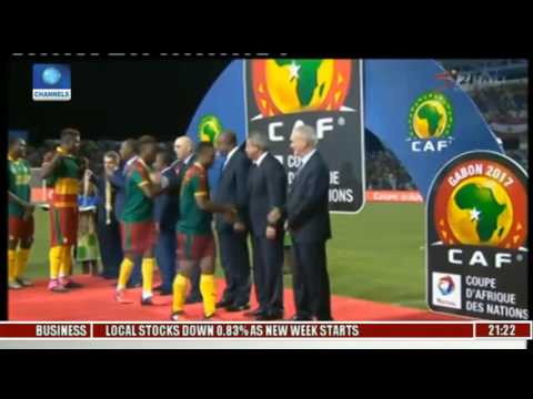 Sports Tonight: Highlights Of 2017 AFCON As Cameroon Crowned As Champions Pt.2