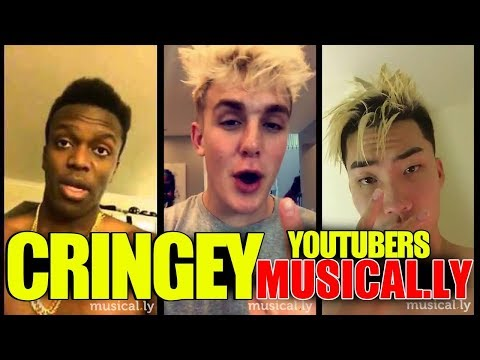 Roasting YOUTUBERS Cringy PRIVATE Musicallys