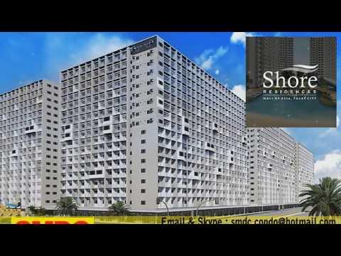 Shore 1 Residences unit for sale SMDC condo unit for sale pre selling entertainment City