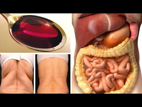 Only 1 Spoonful Is Enough To Cleanse Your Body In 5 Minutes To Lose Weight