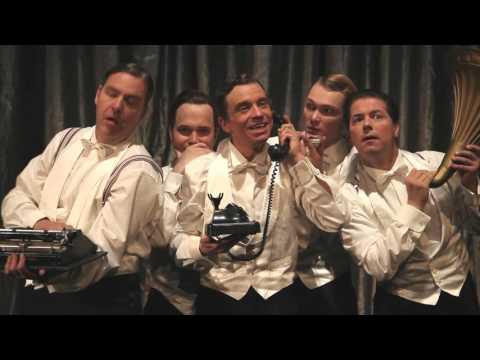 Trailer do filme Comedian Harmonists