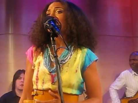 Amel Larrieux 'For Real' @ The Greene Space, NYC - 6.5.09