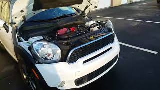 R60 MINI Cooper Countryman with M7 Speed Stage 2 Power Kit + Manic Tune