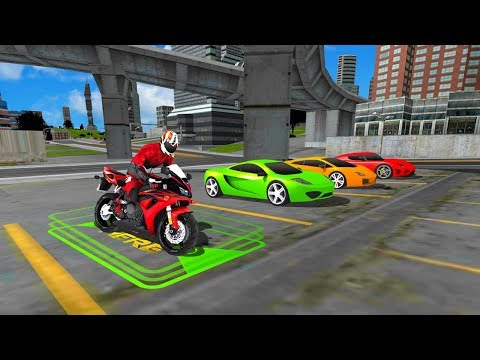 Tricky Bike Addictive Parking Master 3D (by Vine Gamers Inc) Android Gameplay [HD]