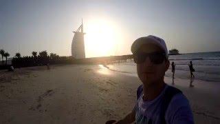 Пляж Дубая|Дубай молл|Поющие фонтаны(Друзья! Последнее коротенькое видео из Дубая, в следующем видео мы отправляемся в столицу ОАЭ - Абу-Даби!, 2016-05-11T20:49:42.000Z)