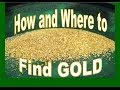 How and Where to find Gold  - Prospecting in the River by WalnLiz