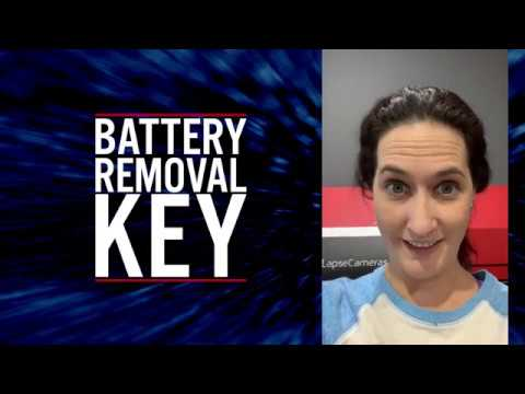 What does the Battery Removal Tool do?