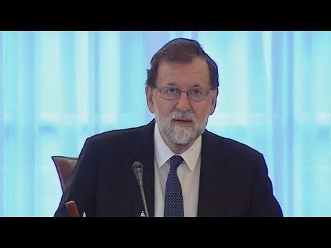 Madrid explica cómo aplicará el artículo 155 en Cataluña