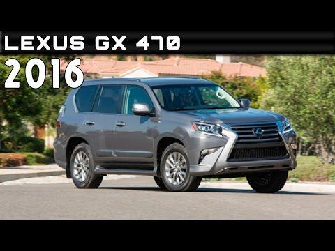 lexus gx 470 review